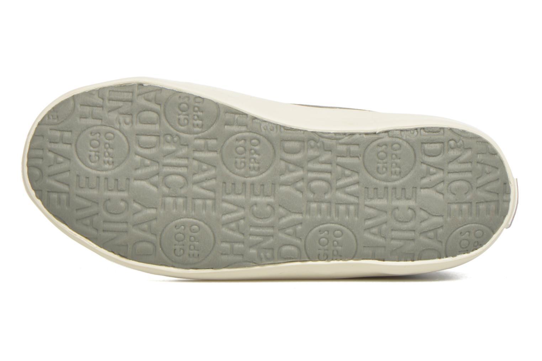 Sneaker Gioseppo Nacha grau ansicht von oben
