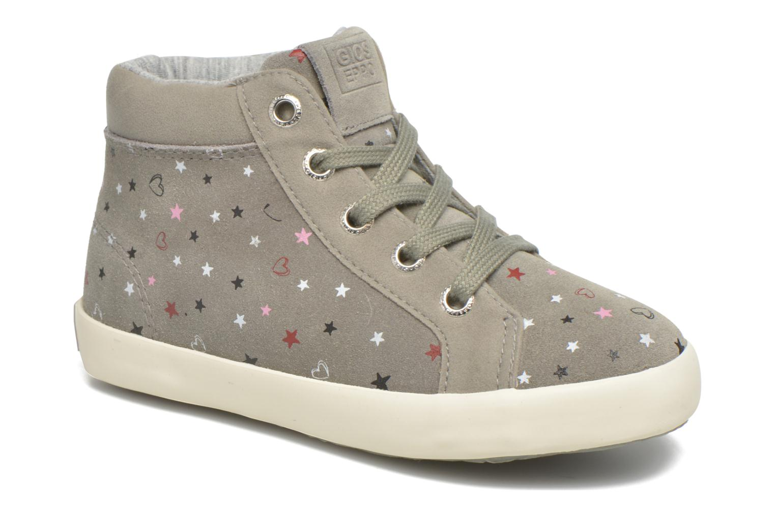 Trainers Gioseppo Nacha Grey detailed view/ Pair view
