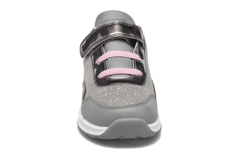 Baskets Gioseppo Galaxic Gris vue portées chaussures