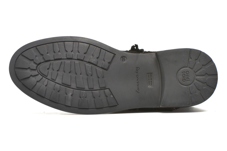 Stiefeletten & Boots Gioseppo Farwest schwarz ansicht von oben