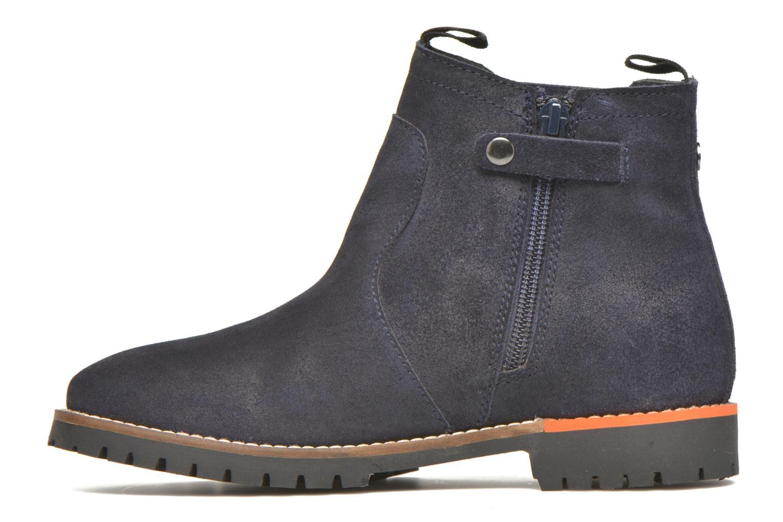 Bottines et boots Gioseppo Grandprix Noir vue face