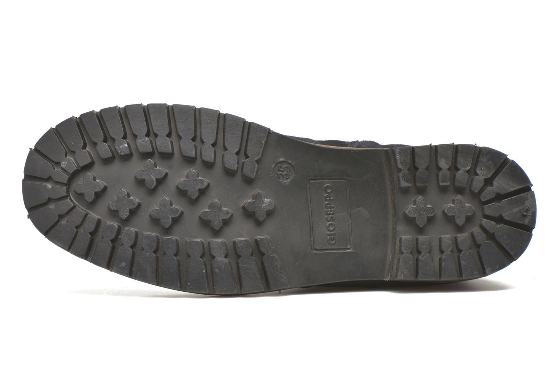 Bottines et boots Gioseppo Grandprix Noir vue haut