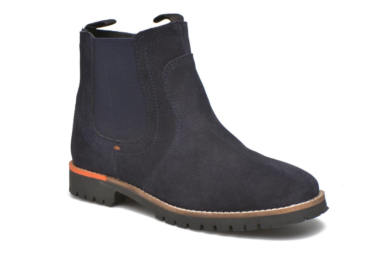 Bottines et boots Gioseppo Grandprix Noir vue détail/paire