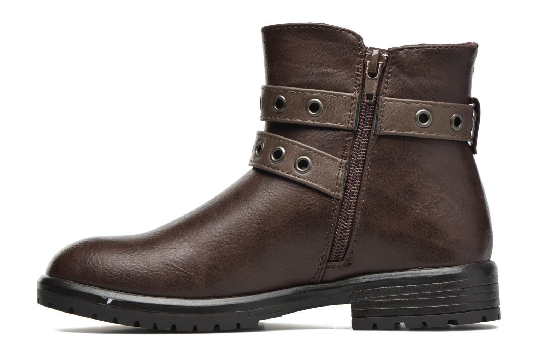 Stiefeletten & Boots Gioseppo Pistones braun ansicht von vorne