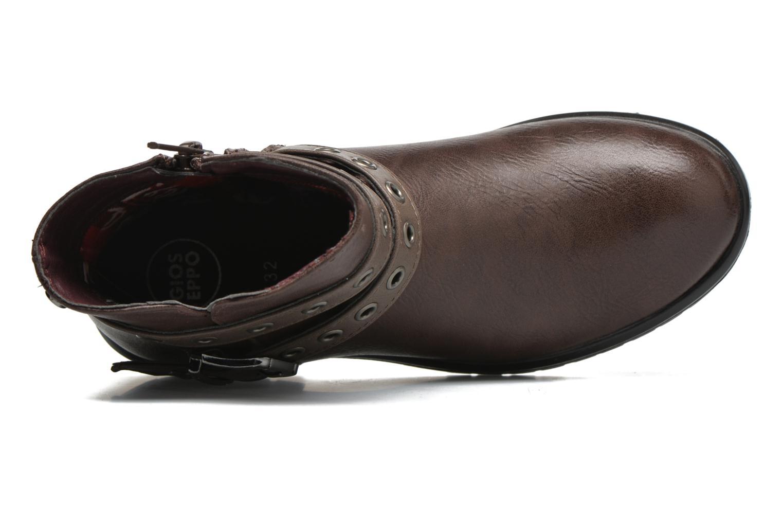 Stiefeletten & Boots Gioseppo Pistones braun ansicht von links