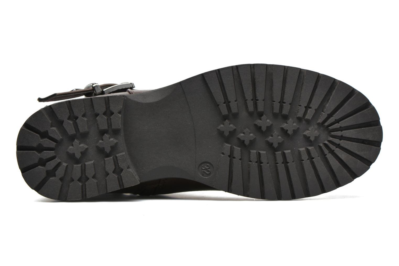 Stiefeletten & Boots Gioseppo Pistones braun ansicht von oben
