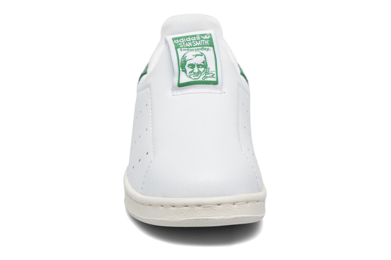Hausschuhe Adidas Originals Stan Smith 360 I weiß schuhe getragen