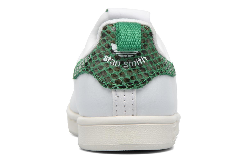 Hausschuhe Adidas Originals Stan Smith 360 I weiß ansicht von rechts