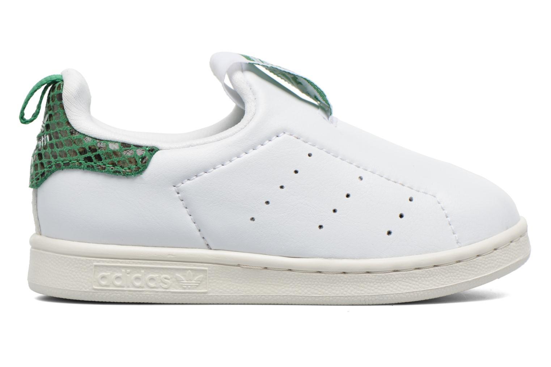 Hausschuhe Adidas Originals Stan Smith 360 I weiß ansicht von hinten