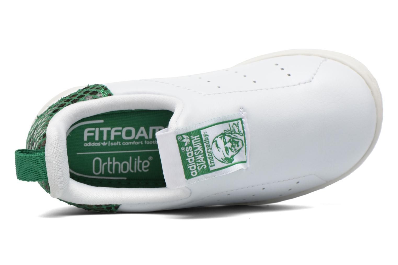 Chaussons Adidas Originals Stan Smith 360 I Blanc vue gauche