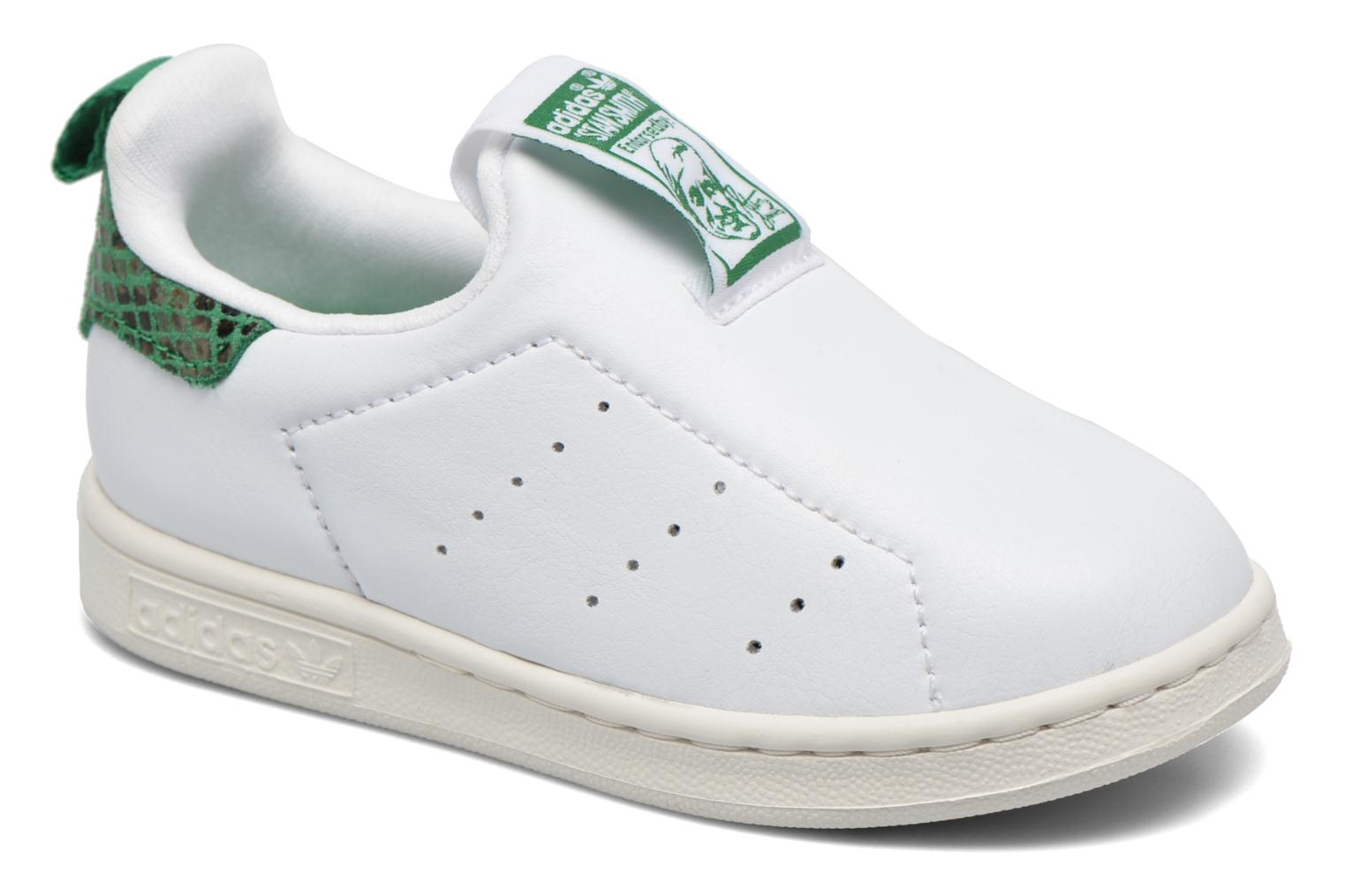 Slippers Adidas Originals Stan Smith 360 I White detailed view/ Pair view