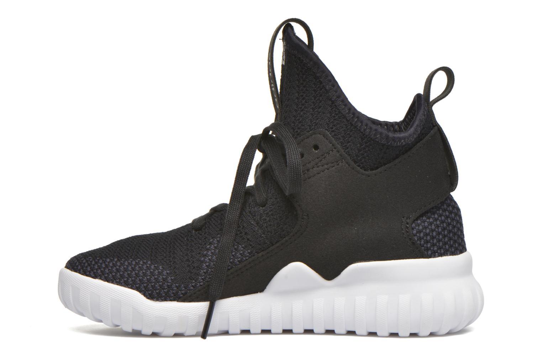 Baskets Adidas Originals Tubular X Pk C Noir vue face
