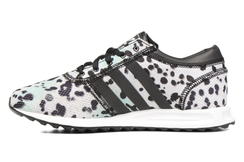 Sneakers Adidas Originals Los Angeles J Grijs voorkant