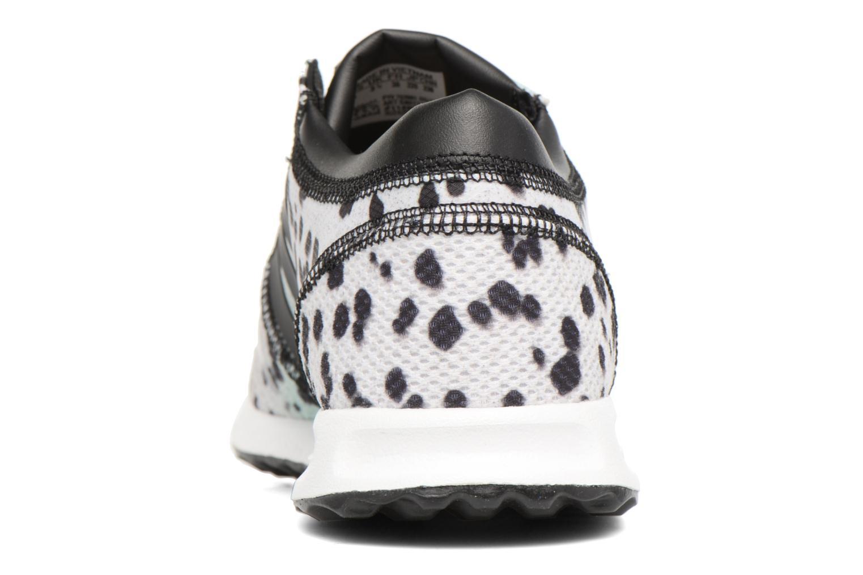 Sneakers Adidas Originals Los Angeles J Grijs rechts