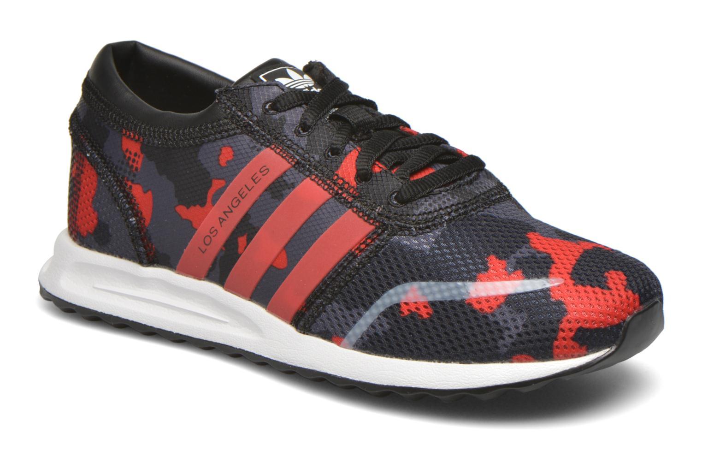 Trainers Adidas Originals Los Angeles C Black detailed view/ Pair view