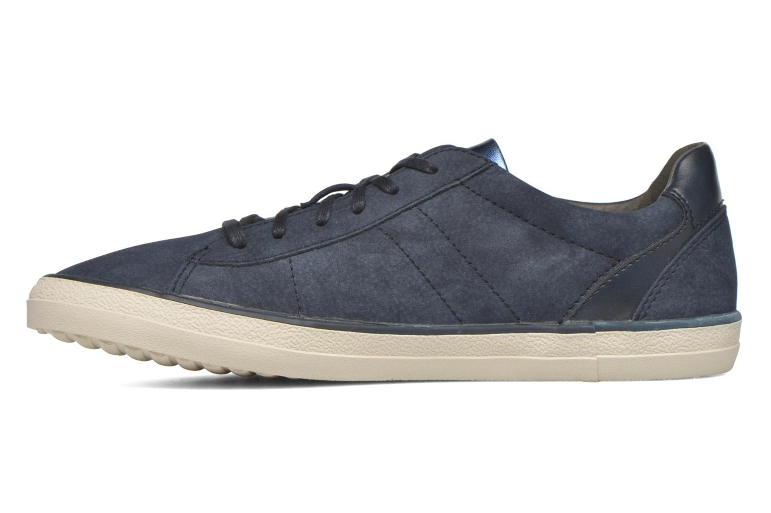 Trainers Esprit Miana Lace Up 3 Blue front view