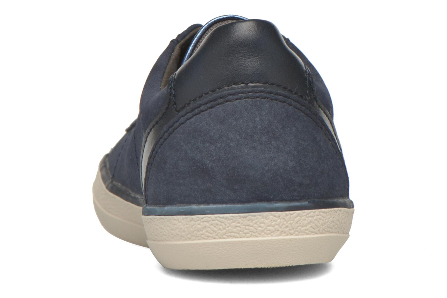 Trainers Esprit Miana Lace Up 3 Blue view from the right