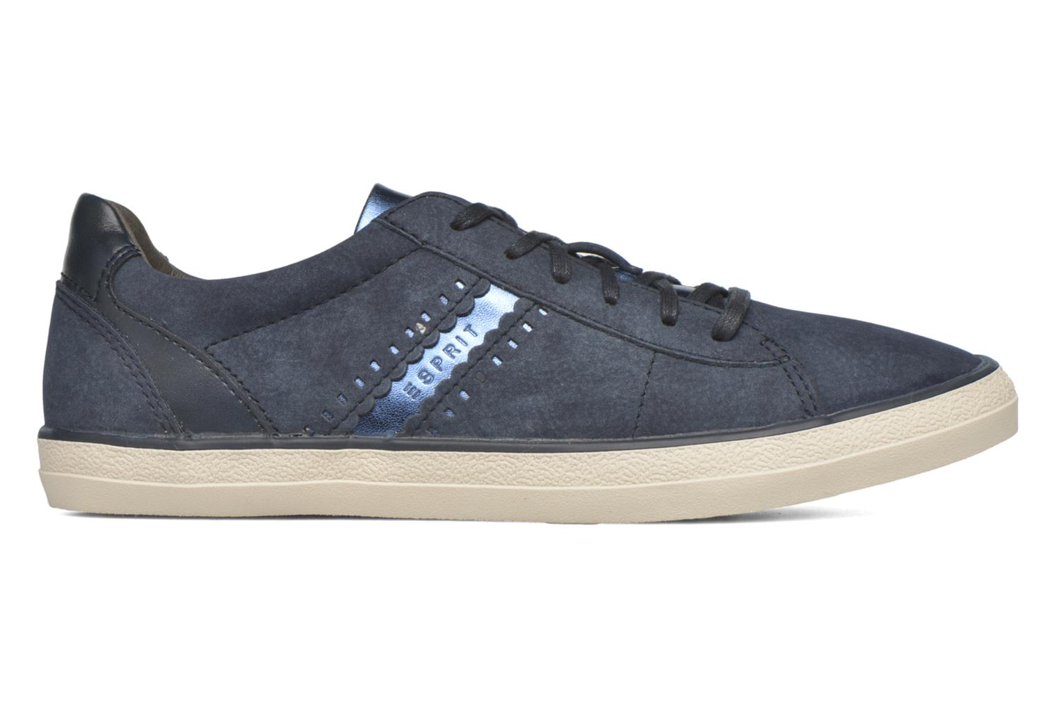 Trainers Esprit Miana Lace Up 3 Blue back view