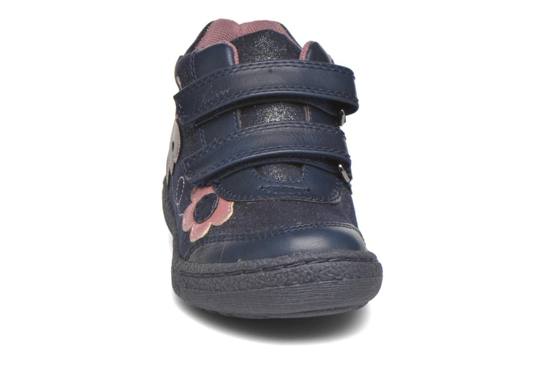 Baskets Chicco Cicogna Bleu vue portées chaussures