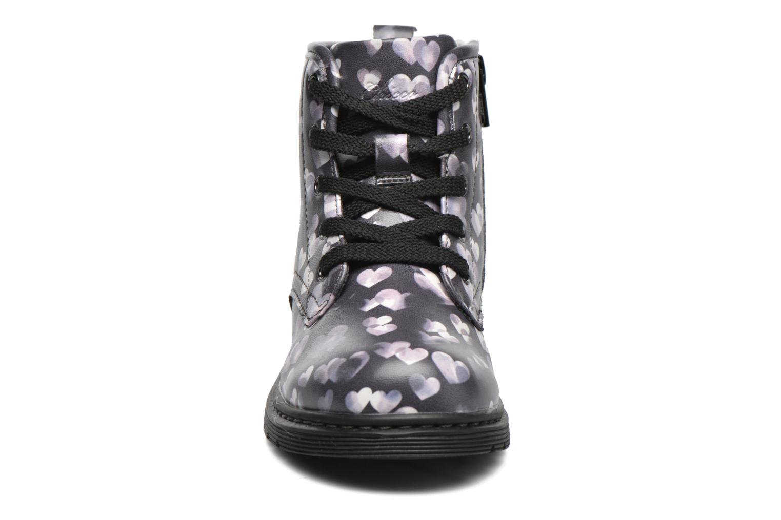 Ankle boots Chicco Cinella Black model view