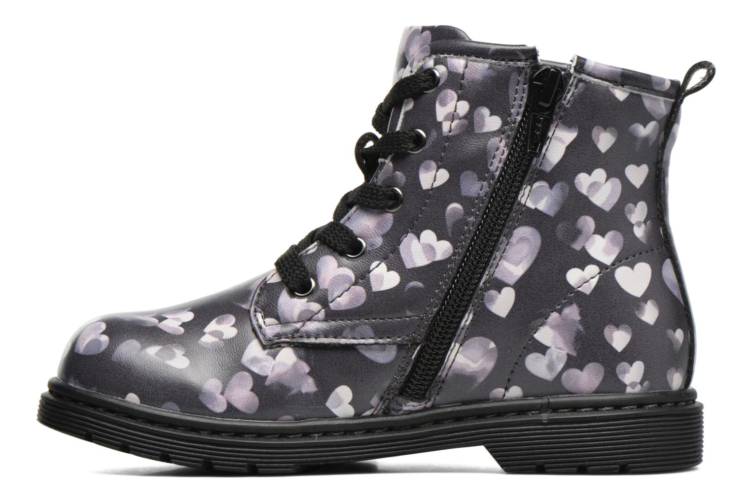 Ankle boots Chicco Cinella Black front view