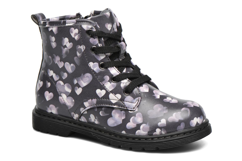 Bottines et boots Chicco Cinella Noir vue détail/paire