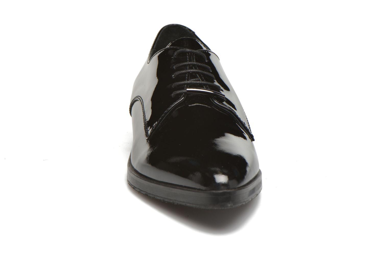 Zapatos con cordones Bruno Premi Alba Negro vista del modelo