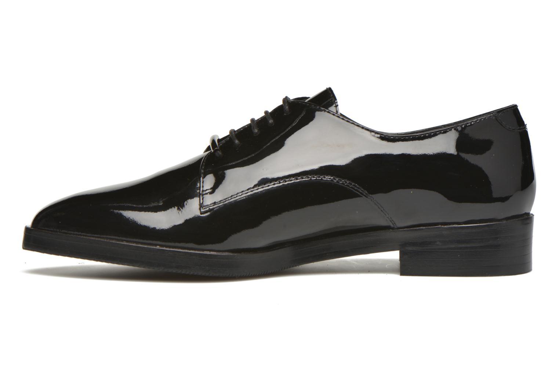 Zapatos con cordones Bruno Premi Alba Negro vista de frente