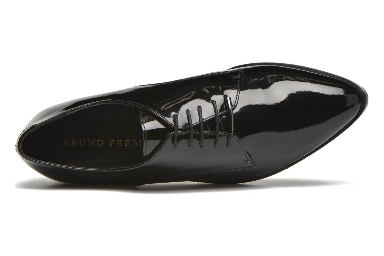 Zapatos con cordones Bruno Premi Alba Negro vista lateral izquierda