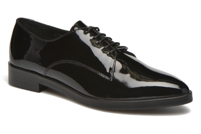 Zapatos con cordones Bruno Premi Alba Negro vista de detalle / par