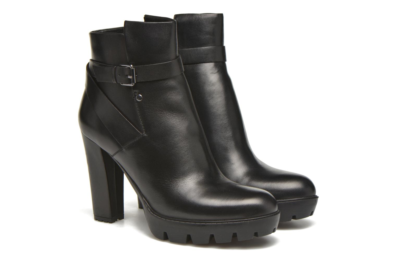 Bottines et boots Bruno Premi Aurelia Noir vue 3/4