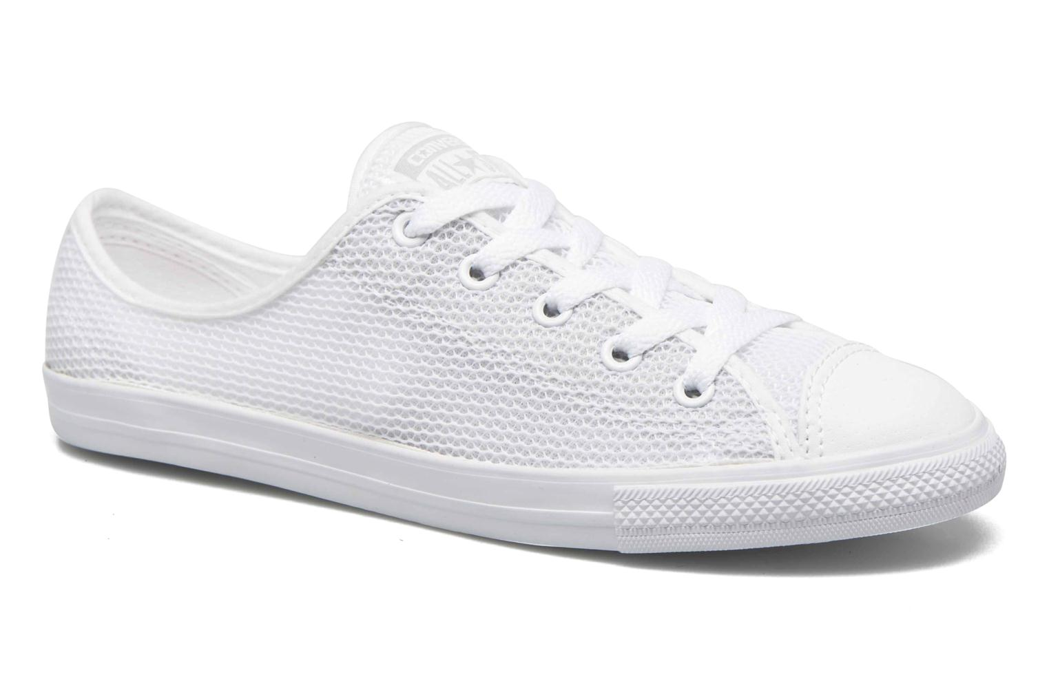 Chuck Taylor All Star Dainty Ox W White-White-White