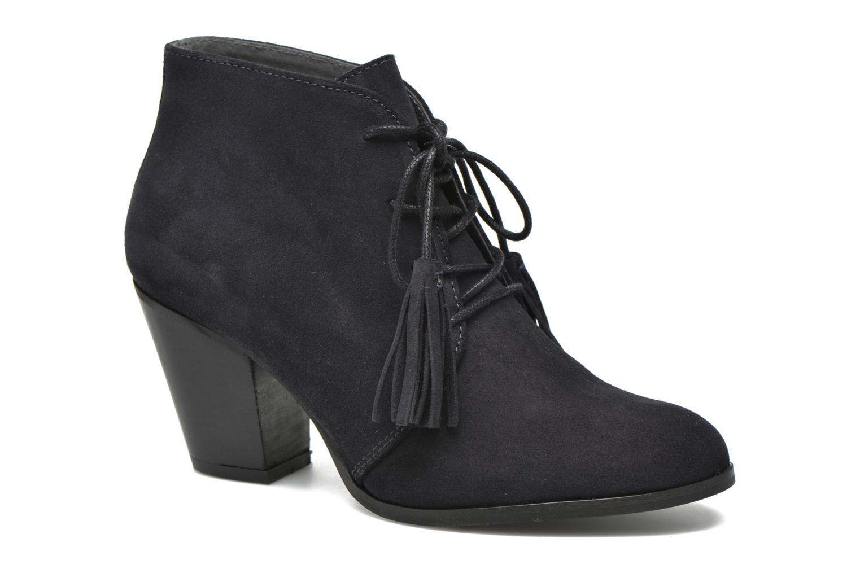 Bottines et boots Georgia Rose Celipom Bleu vue détail/paire