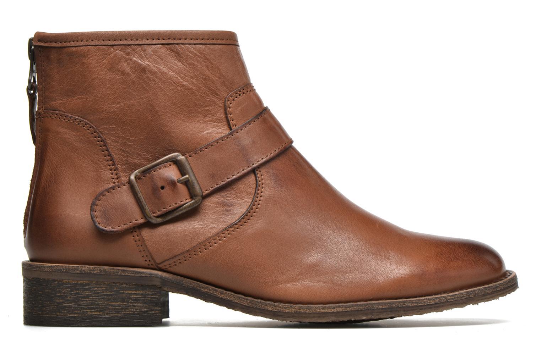 Bottines et boots Georgia Rose Celesta Marron vue derrière