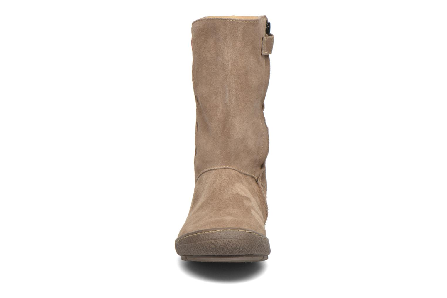 Boots & wellies Achile Sofia Beige model view