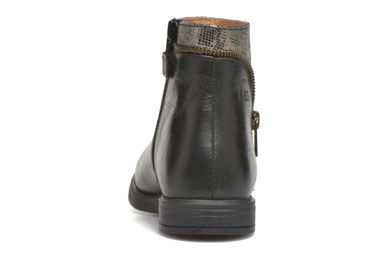 Bottines et boots Achile Valeria Noir vue droite