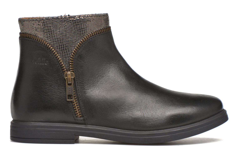 Bottines et boots Achile Valeria Noir vue derrière