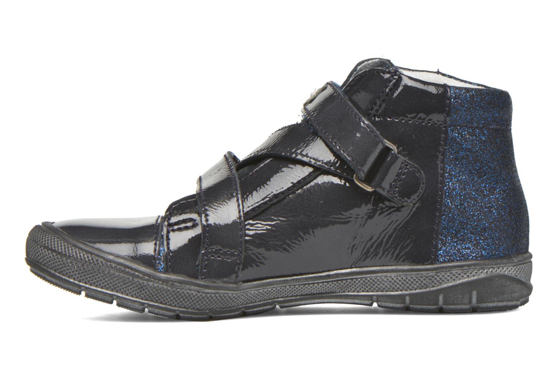 Sneaker GBB Nicoleta blau ansicht von vorne