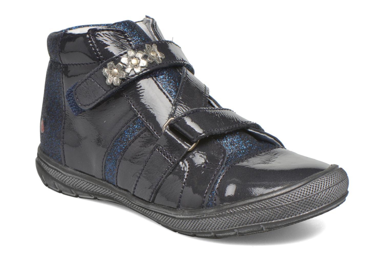 Sneaker GBB Nicoleta blau detaillierte ansicht/modell