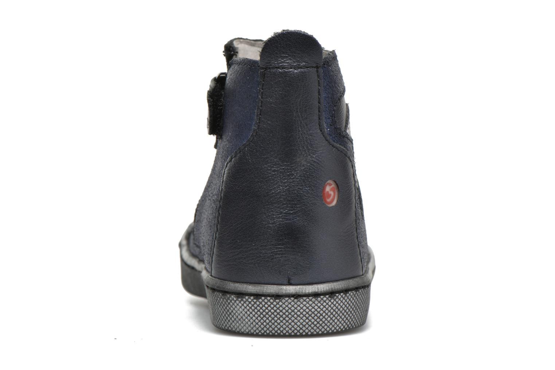 Stiefeletten & Boots GBB Liat blau ansicht von rechts