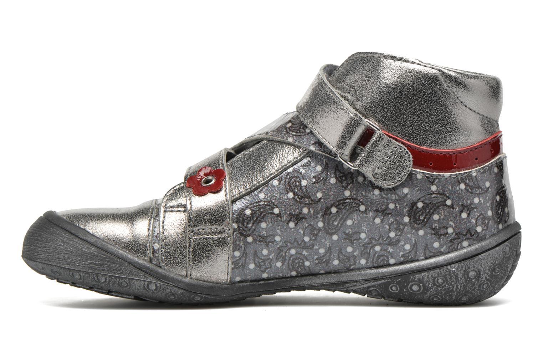 Sneaker GBB Nadette grau ansicht von vorne