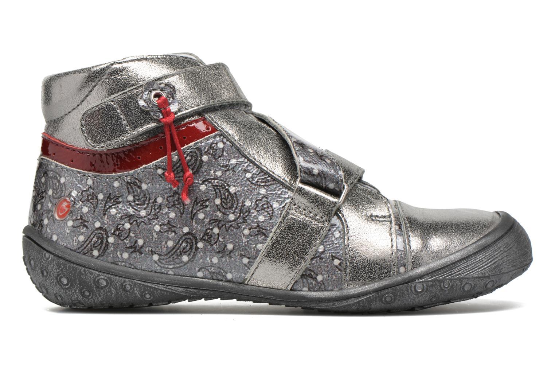 Sneaker GBB Nadette grau ansicht von hinten