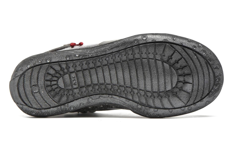 Sneaker GBB Nadette grau ansicht von oben