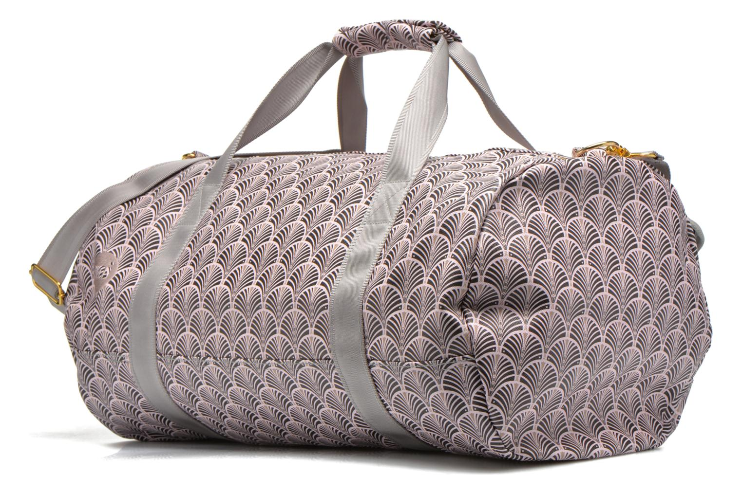 Gold Duffel Blush Art Deco