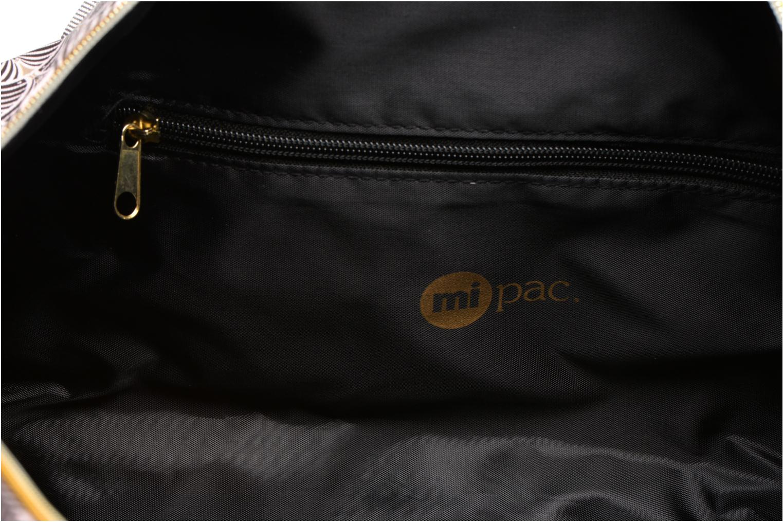 Sacs de sport Mi-Pac Gold Duffel Beige vue derrière