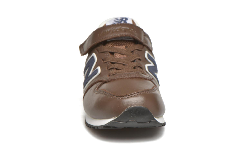 Sneaker New Balance KV996 J braun schuhe getragen