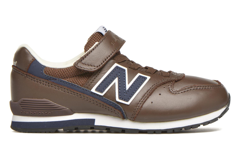 Sneaker New Balance KV996 J braun ansicht von hinten