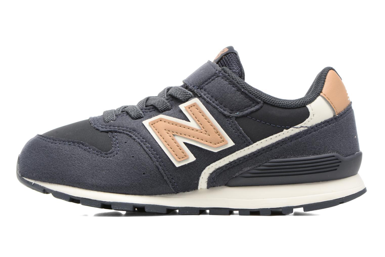 Sneaker New Balance KV996 J blau ansicht von vorne
