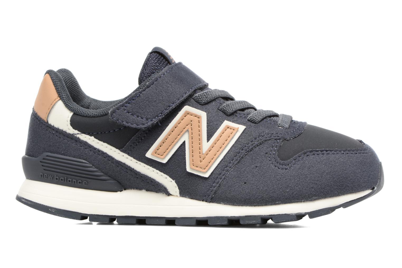Sneaker New Balance KV996 J blau ansicht von hinten