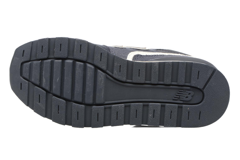 Sneaker New Balance KV996 J blau ansicht von oben